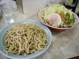つけ麺(黒麺)