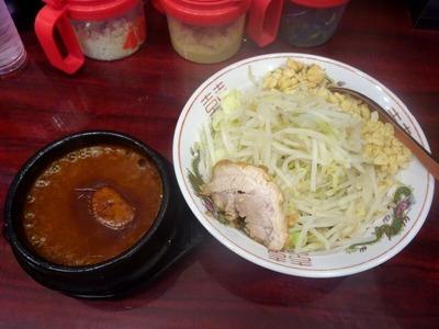 男気つけ麺