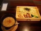 空海特製つけ麺(とんこつ魚介)