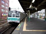 新松戸駅1