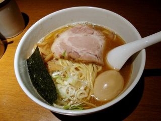 あじ玉青山ら〜麺