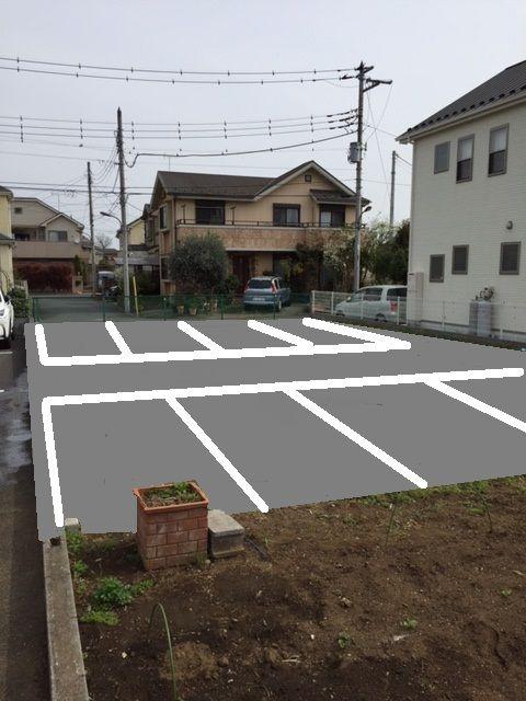 4月10日駐車場位置 (1) - コピー