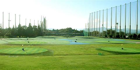 昭和の森練習場