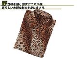 豹柄シャツ