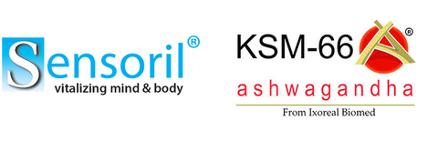 Sensoril対KSM-66 アシュワガンダ (2)
