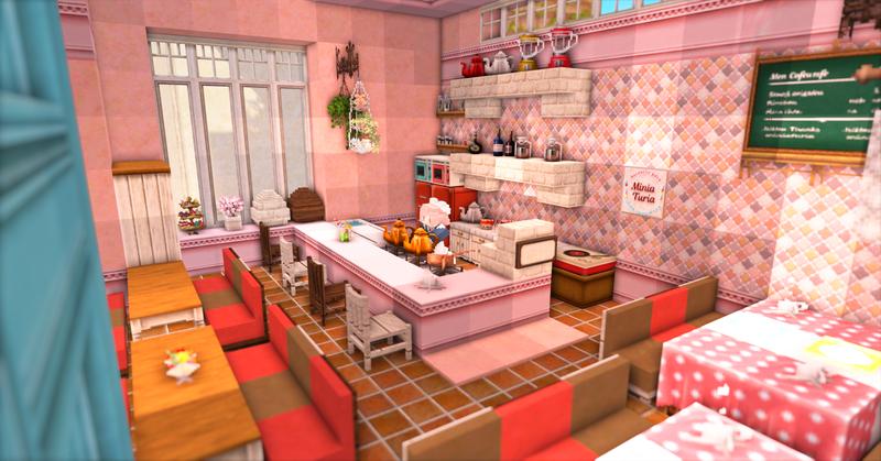 04カフェ内装