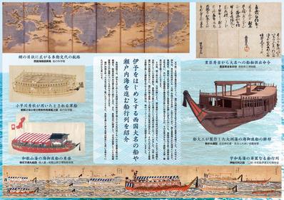 大名の船−海の参勤交代−中身