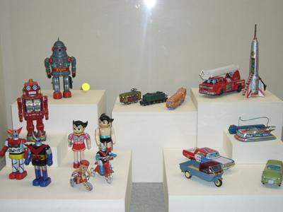 昔のおもちゃ・現在の玩具