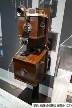企画展・無線電話
