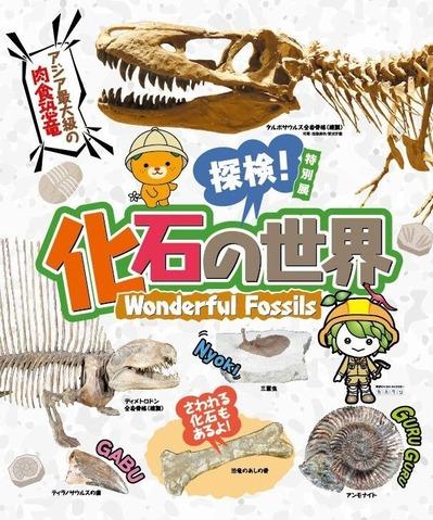 特別展・化石(1)