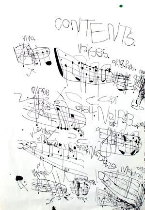 表2−西岡弘治 楽譜