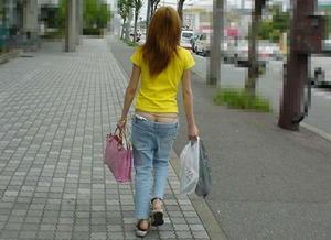 【街撮り画像25枚】夏休みだからギャルが街に溢れかえってるがなwwwwww