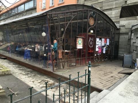 BUNKIER Cafe@クラクフ旧市街