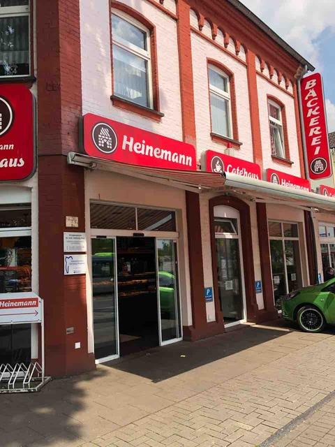 ドイツで食べおさめ。Bäckerei Heinemann@Königsdolf