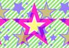 星キラキラ