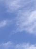 空(昼間の月)