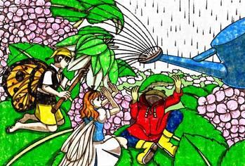 0077雨いらない!h(完成拡大)