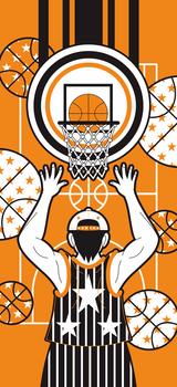 バスケットボール01