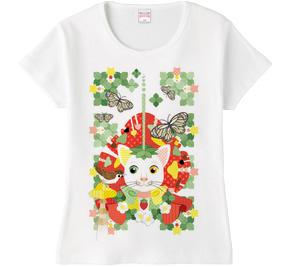 苺大福/Strawberry DaifukuTシャツ