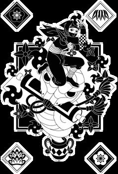 忍者と蛇13
