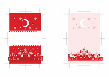 名刺デザイン2種類500dpi(テーマは「REDNIGHT CASTLE」)