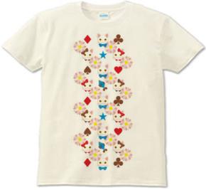 リボン猫と蝶ネクタイ猫(Ribbon and bow tie cat)