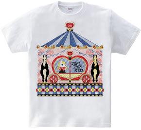 馬姫様(FOAL PRINCESS)Tシャツ