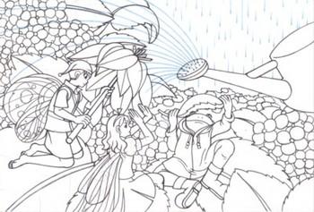 0077雨いらない!a(線画)
