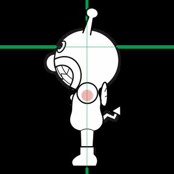 ばいきんまん三面図3