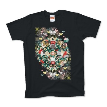 幸せコレクション(Happy Collection)MENS  WOMENS  KIDS TEE