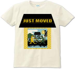 住処得る住み替える「JUST MOVED」