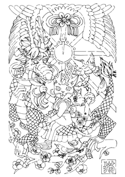 Inkscape線画トレース軽