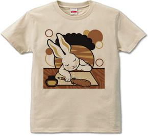 文筆家兎(Writer rabbit)