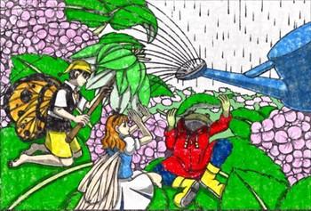 0077雨いらない!g(陰影付ける)