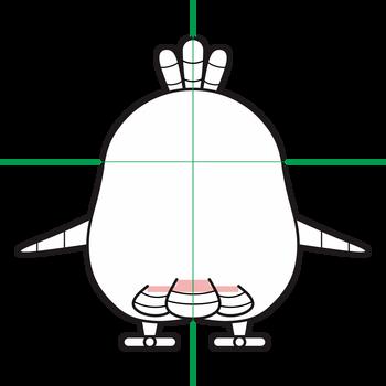 アカイサユリ三面図2