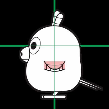 アカイサユリ三面図3