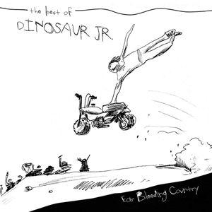 ダイナソーJr.のベスト『Ear-Bleeding Country』 リマスター2CD版&初LP版発売、ティーザー映像あり