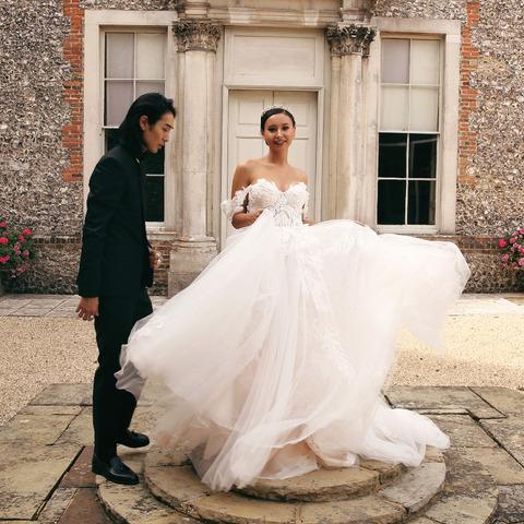 ポール・ウェラーの娘、日本人モデルと結婚