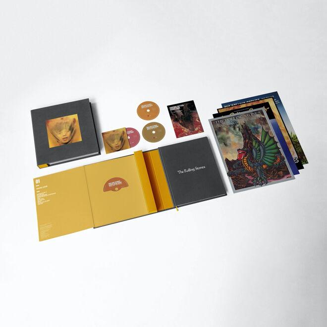 山羊の頭のスープ スーパー・デラックス・ボックス(3SHM-CD+Blu-ray付)