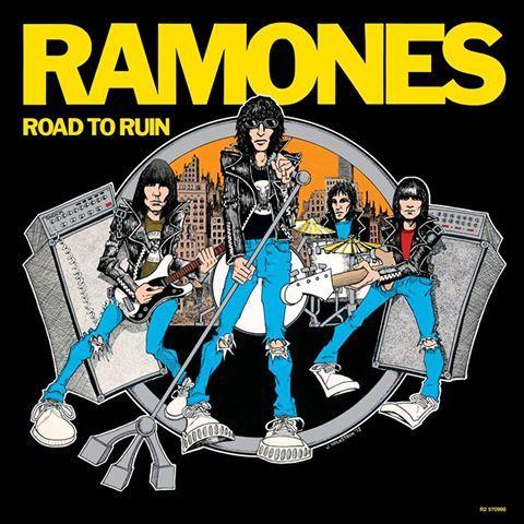 ラモーンズ『Road to Ruin』の発売40周年記念デラックス・エディション発売