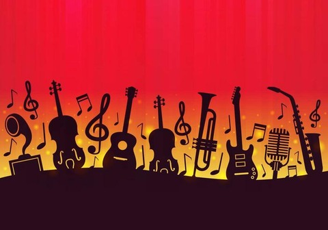 free-music-background-vector