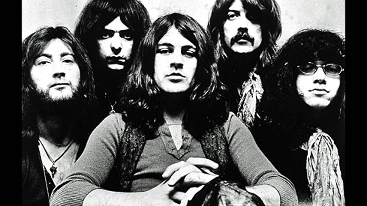 Deep Purpleのベスト盤を借りて聴いたんだが : もんてぃ・ぱいそん