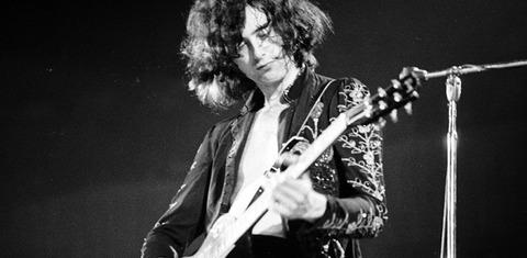 ジミー・ペイジのギターソロが一段と輝く、レッド・ツェッペリンの楽曲15選