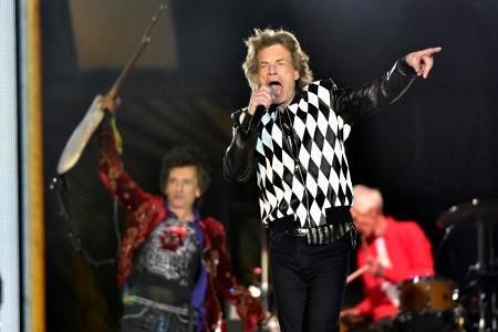 ミック復帰!!The Rolling Stones、北米ツアー開始
