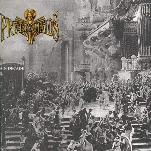 デンマーク出身のヘヴィメタル・バンド、プリティ・メイズ 初期アルバム4作が世界初のリマスター再発