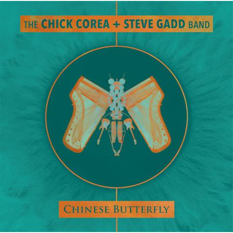 チック・コリア+スティーヴ・ガッド・バンド デビュー・アルバム『Chinese Butterfly』を11月発売