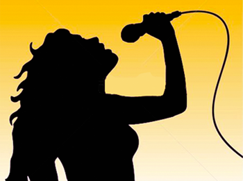Female-Singer-Silhouette