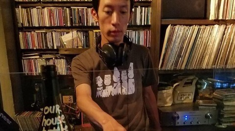 Mon Nov 06 2017 [DJ] 'A gentle evening with DJ Kumagai '