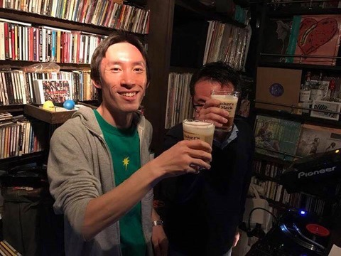 Wed. May 31. 2017 [DJ] A gentle evening with DJ Kumagai #16