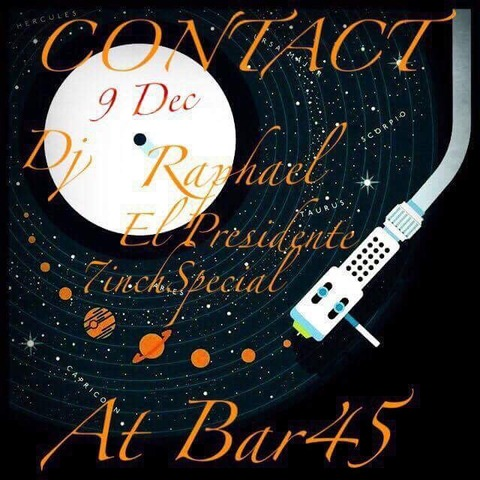 Fri Dec 09 2016 [DJ]CONTACT by Raphael Sebbag